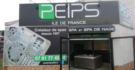 magasin  SPA PEIPS ÎLE DE FRANCE 95