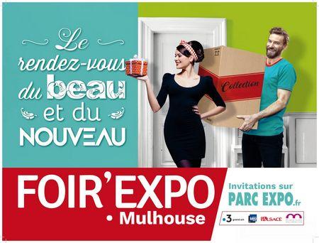 Foir'expo Mulhouse Mai 2019