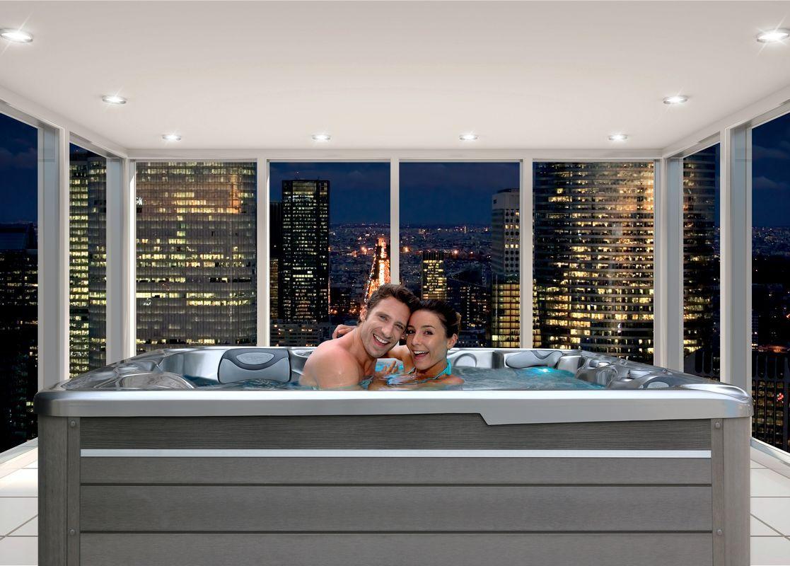 Ou Acheter Son Spa photos des installations de spas extérieur ou spa de nage